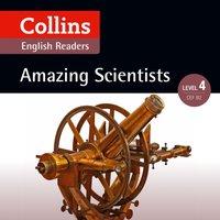Amazing Scientists - Katerina Mestheneou - audiobook