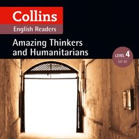 Amazing Thinkers and Humanitarians: B2 (Collins Amazing People ELT Readers) - Katerina Mestheneou - audiobook