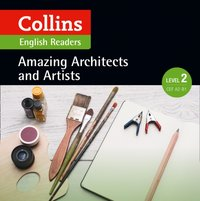 Amazing Architects & Artists: A2-B1 (Collins Amazing People ELT Readers) - F. H. Cornish - audiobook