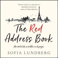 Red Address Book - Sofia Lundberg - audiobook