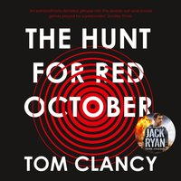 Hunt for Red October - Tom Clancy - audiobook