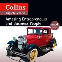 Amazing Entrepreneurs & Business People - Katerina Mestheneou - audiobook