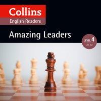 Amazing Leaders - Katerina Mestheneou - audiobook