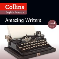 Amazing Writers - Katerina Mestheneou - audiobook