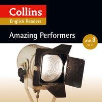 Amazing Performers - Jane Rollason - audiobook