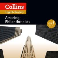 Amazing Philanthropists - Jane Rollason - audiobook