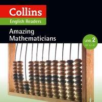 Amazing Mathematicians - Anna Trewin - audiobook
