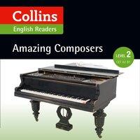 Amazing Composers - Anna Trewin - audiobook