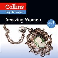 Amazing Women - Helen Parker - audiobook