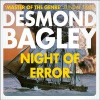 Night of Error - Desmond Bagley - audiobook