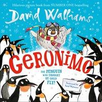 Geronimo - David Walliams - audiobook