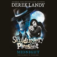 Midnight (Skulduggery Pleasant, Book 11) - Derek Landy - audiobook