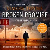 Broken Promise - Simon Toyne - audiobook