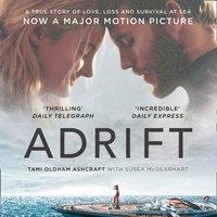 Adrift - Tami Oldham Ashcraft - audiobook