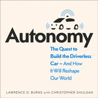 Autonomy - Lawrence Burns - audiobook