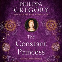 Constant Princess - Philippa Gregory - audiobook