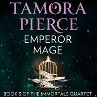 Emperor Mage - Tamora Pierce - audiobook