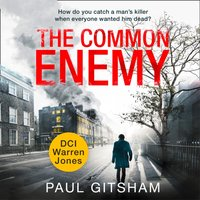 Common Enemy - Paul Gitsham - audiobook