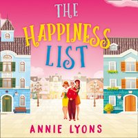 Happiness List - Annie Lyons - audiobook