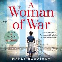 Woman of War - Mandy Robotham - audiobook