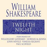 Twelfth Night - William Shakespeare - audiobook
