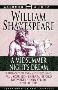 Midsummer Night's Dream - William Shakespeare - audiobook
