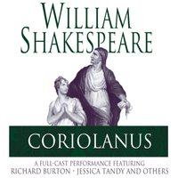 Coriolanus - William Shakespeare - audiobook
