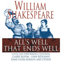 All's Well That Ends Well - William Shakespeare - audiobook