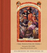 Series of Unfortunate Events #12: The Penultimate Peril - Lemony Snicket - audiobook