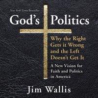 God's Politics - Jim Wallis - audiobook