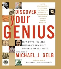 Discover Your Genius - Michael J. Gelb - audiobook
