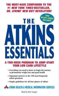 Atkins Essentials - Atkins Health Services - audiobook