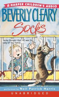 Socks - Beverly Cleary - audiobook