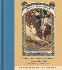Series of Unfortunate Events #9: The Carnivorous Carnival - Lemony Snicket - audiobook