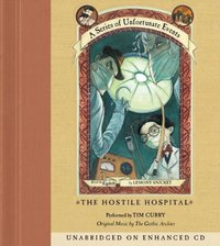 Series of Unfortunate Events #8: The Hostile Hospital - Lemony Snicket - audiobook