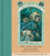 Series of Unfortunate Events #11: The Grim Grotto - Lemony Snicket - audiobook