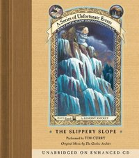 Series of Unfortunate Events #10: The Slippery Slope - Lemony Snicket - audiobook