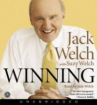 Winning - Jack Welch - audiobook