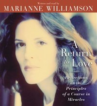 Return to Love - Marianne Williamson - audiobook