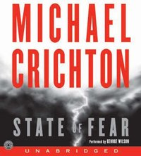 State of Fear - Michael Crichton - audiobook