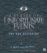 Series of Unfortunate Events #1 Multi-Voice, A: The Bad Beginning - Lemony Snicket - audiobook