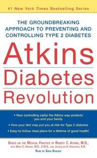 Atkins Diabetes Revolution - M.D. Robert C. Atkins - audiobook