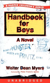 Handbook for Boys - Walter Dean Myers - audiobook