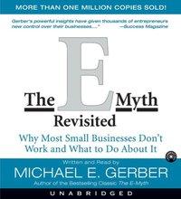 E-Myth Revisited - Michael E. Gerber - audiobook