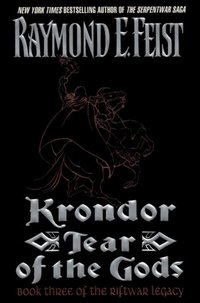 Krondor: Tear of the Gods - Raymond E. Feist - audiobook