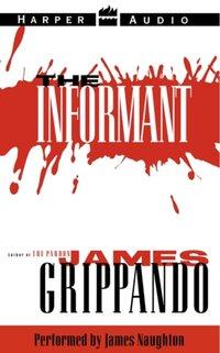 Informant - James Grippando - audiobook