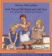 Sarah, Plain and Tall Collection - Patricia MacLachlan - audiobook