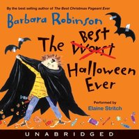 Best Halloween Ever - Barbara Robinson - audiobook