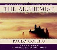 Alchemist - Paulo Coelho - audiobook