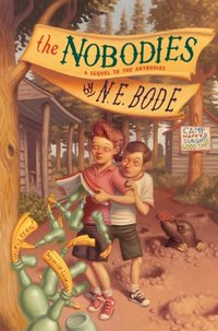 Nobodies - N. E. Bode - audiobook